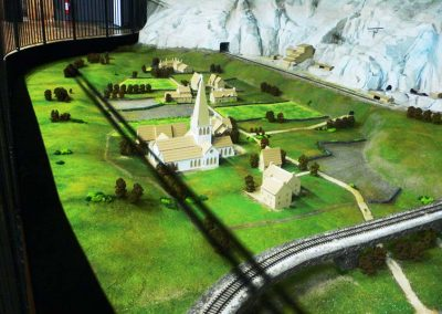 """Tracciato ferroviario """"Plastico EXPO 2015"""""""