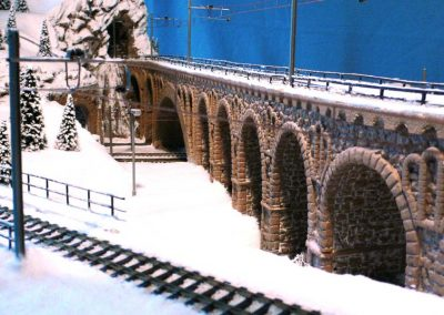 Plastico ferroviario analogico in Scala H0